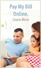 Pay Your Bill Online! Click here.